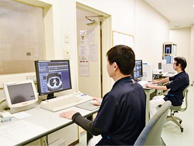 画像診断分析室